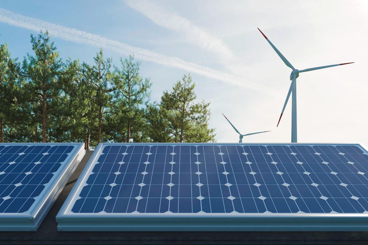 Un círculo sustentable: el acero y la energía renovable