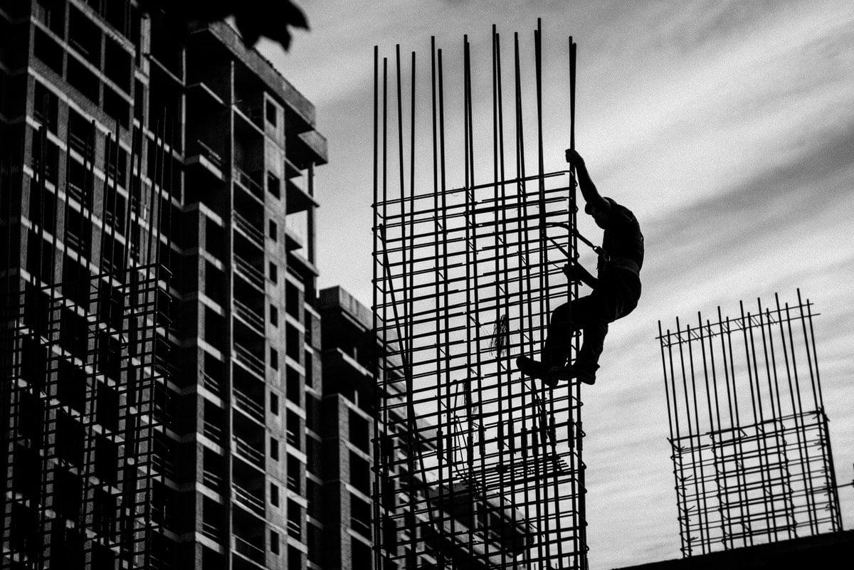 El papel del alambre recocido en la construcción