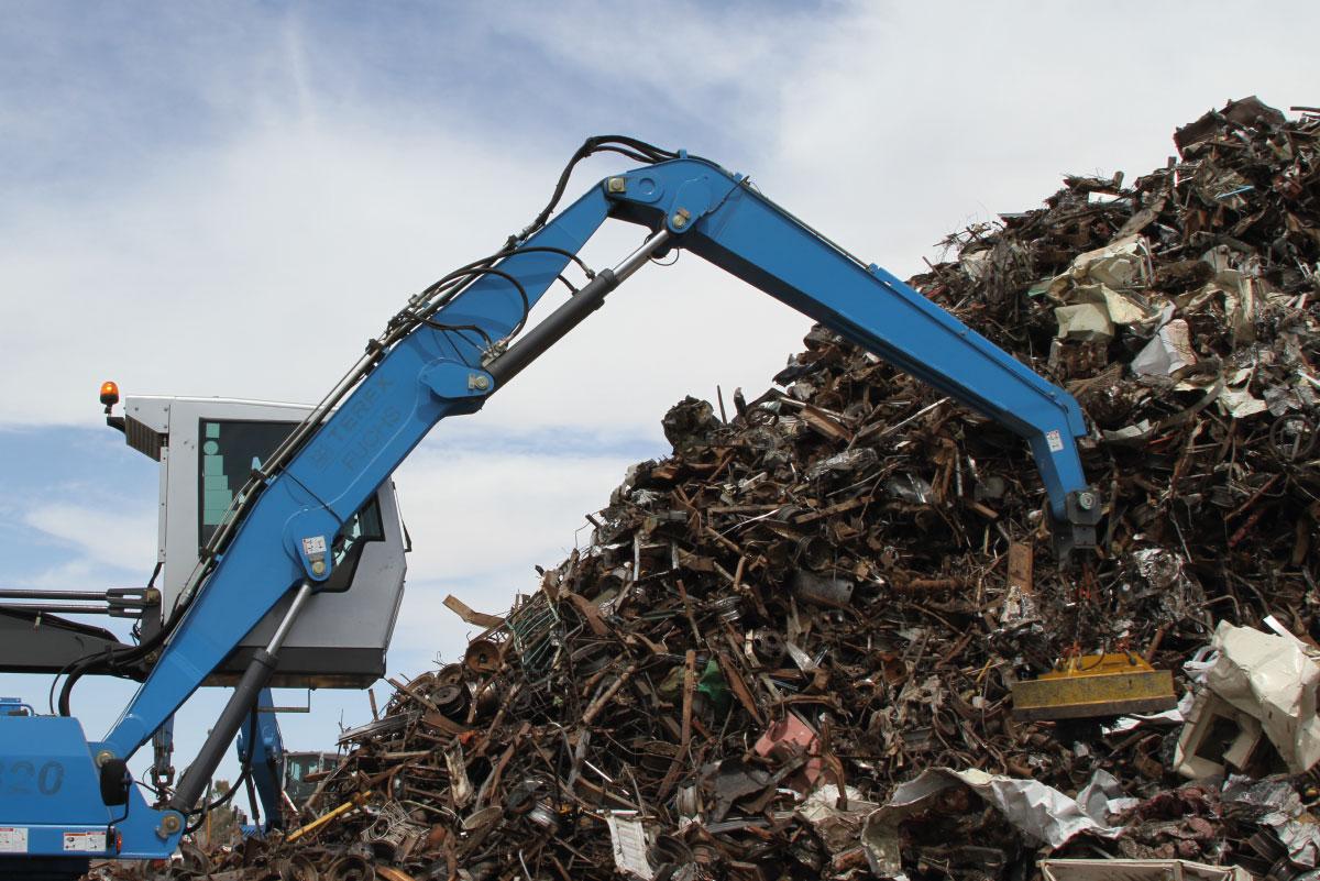 La importancia del reciclaje de acero y sus beneficios