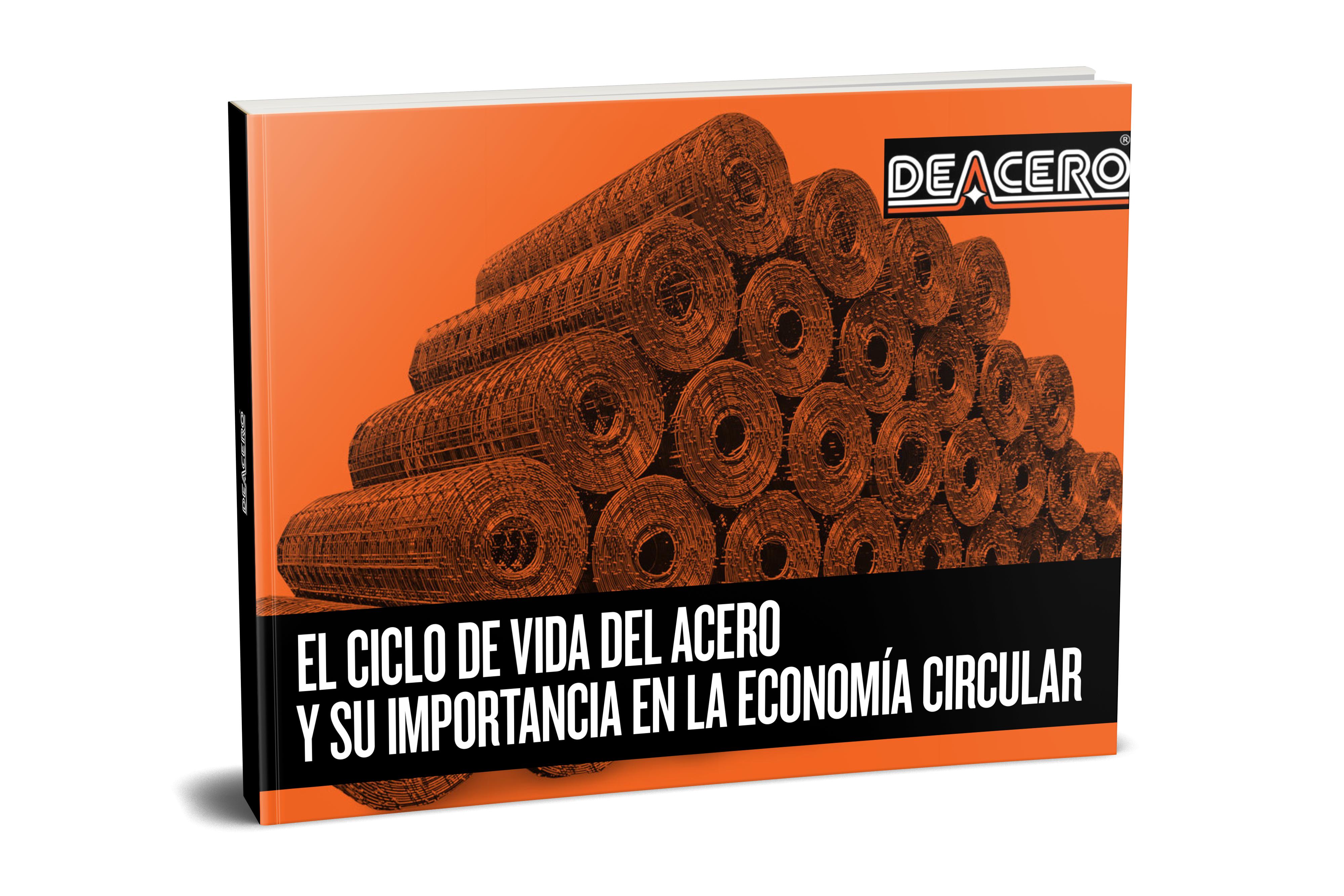 El ciclo de vida del acero y su importancia en la economía circular