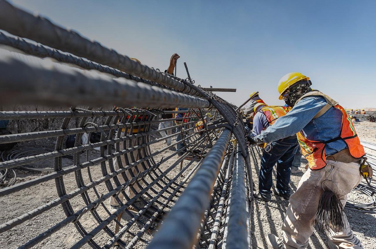 Los tipos de alambre más usados en la construcción