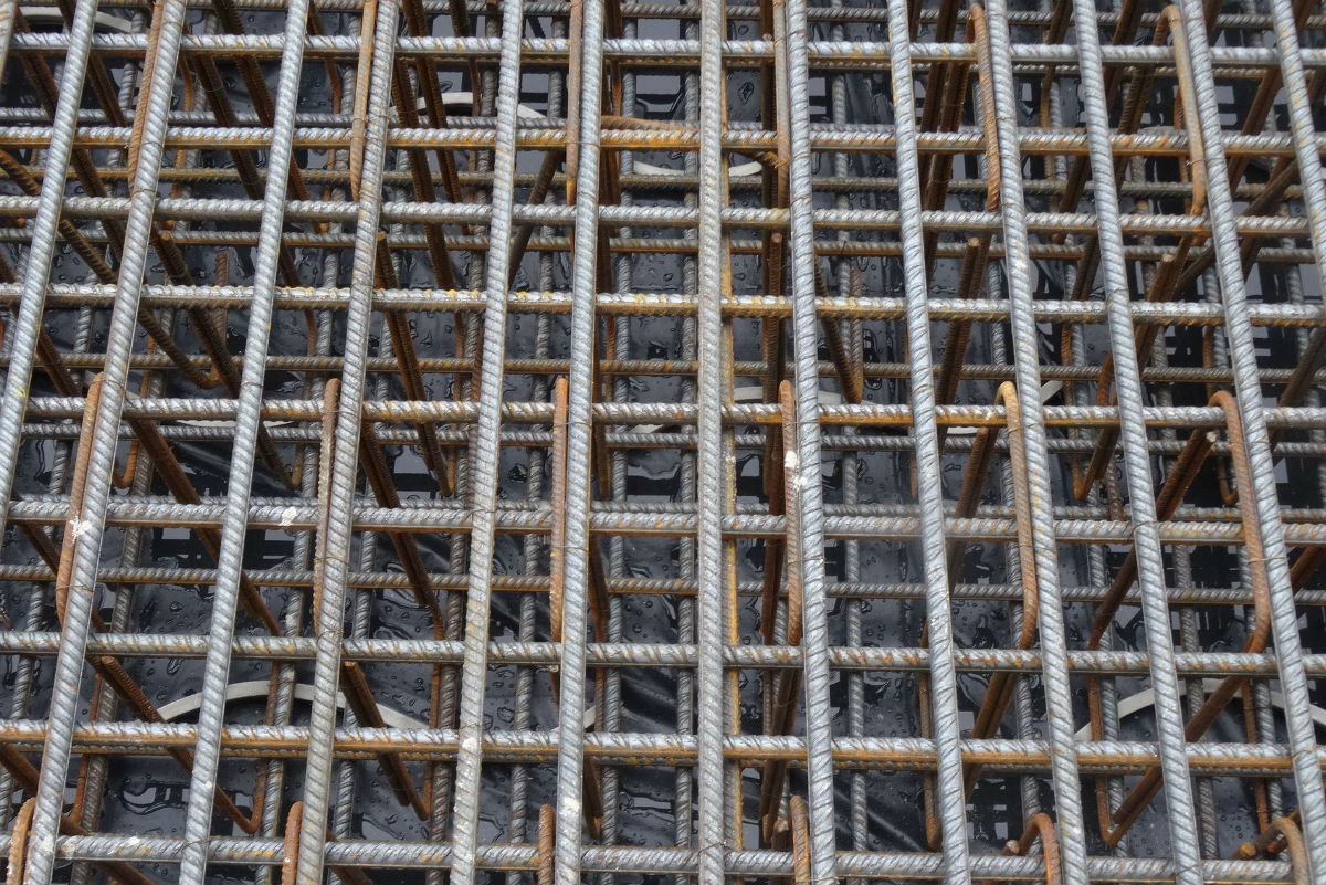 3 tipos de losas reforzadas con aceros de refuerzo
