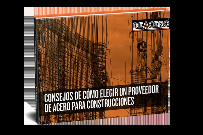 Consejos de cómo elegir un proveedor de acero para construcciones